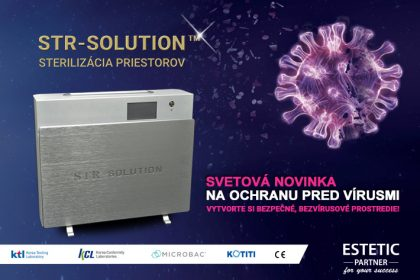 STR Solution - Sterilizácia priestorov